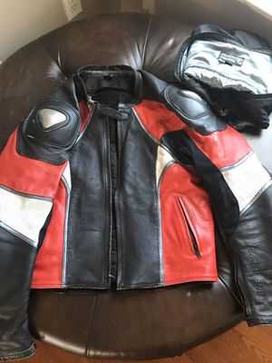 Motorcycle jacket for Sale in Dacula, GA