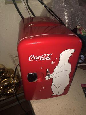 Coca Cola Limited Edition Premium Mini Fridge for Sale in Tucson, AZ