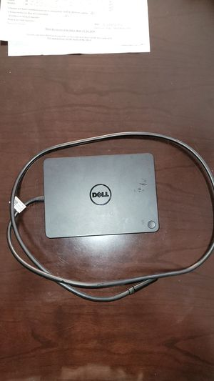 Dell docking station type c. K17A for Sale in Wheeling, IL