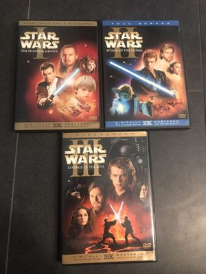 Star Wars DVDs for Sale in New Milford, NJ
