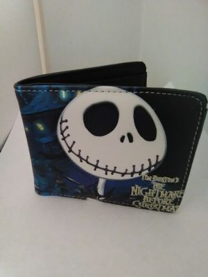 Nightmare Before Christmas Wallet for Sale in Columbus, OH