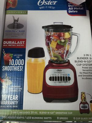 Oster blender (new) for Sale in Chicago, IL