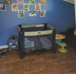 Jungle design Playpen for Sale in Puyallup, WA