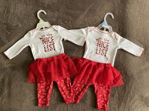 Baby Girl Christmas Costume 3-6m. for Sale in St. Cloud, FL