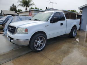 2005 FORD F150 EXTRA CAB 4DOOR for Sale in Visalia, CA