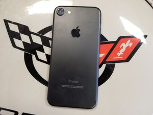 AT&T Black iPhone 7 32 GB for Sale in Port St. Lucie, FL