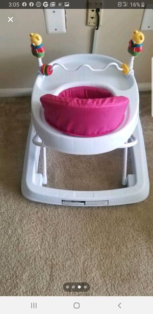 Baby trend baby walker for Sale in Wheaton, MD