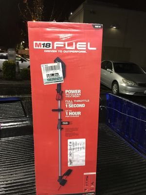 M18 Milwaukee fuel weed eater for Sale in Sacramento, CA