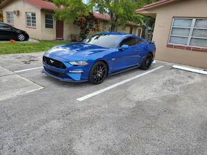 MUSTANG GT 2018 10 SPEED AUTOMATIC TRASN, ONLY 24K TILTLE IN HAND for Sale in HALNDLE BCH, FL