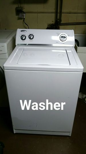 Whirlpool Washer & Dryer for Sale in Chicago, IL