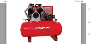 BRAND NEW SNAP ON AIR COMPRESSOR 120 Gallon 20 HP 3 phase Model # BRA20312H NEED GONE ASAP for Sale in Columbus, OH