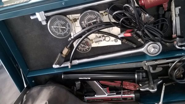 Marco toolbox and tools