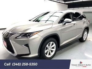 2017 Lexus RX for Sale in Stafford, TX