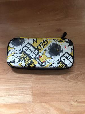 Pikachu Netendo Swich lite case for Sale in Yelm, WA