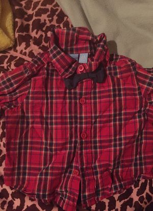3-6 months boy dress shirt for Sale in Tampa, FL