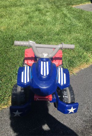 Captain America electric children car for ages 2-3 for Sale in Columbia, MD