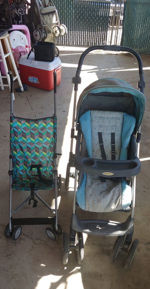 2 free strollers for Sale in Grandview, WA