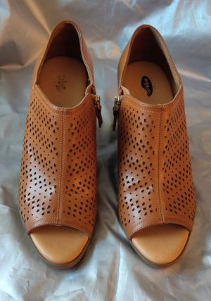 Dr. Scholl's Possibility Open Toe Synthetic Wedge Heel size 10m for Sale in TN OF TONA, NY