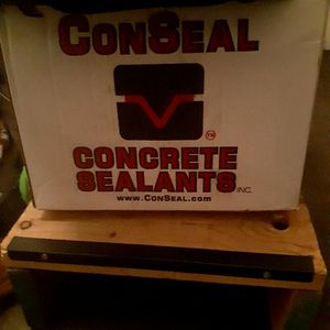 Box Of 8 Rolls Of Concrete Sealant for Sale in Las Vegas, NV