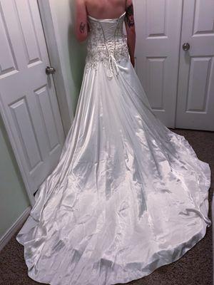 Size 12 Sottero & Midgley couture wedding dress OBO for Sale in Salt Lake City, UT