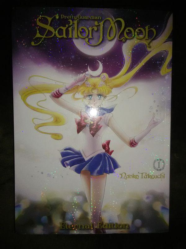 Pretty Guardians Sailor Moon Eternal Edition Graphic Novels/Comic Books