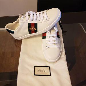 Gucci Tennis Shoes size 8 men for Sale in Washington, DC