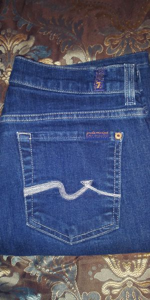 7 Seven bootcut size 28 only wore a few times still like new for Sale in Fresno, CA