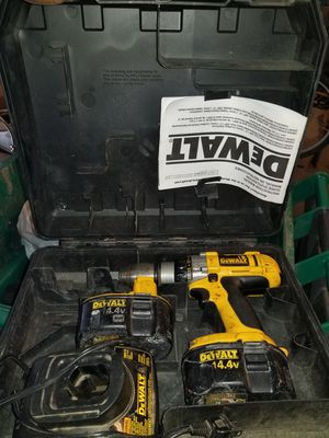 DeWalt drill 14.4 volt for Sale in Stockton, CA