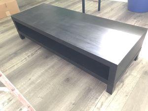 Black table for Sale in Hialeah, FL