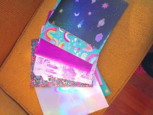 Folders, Notebooks, Tab dividers for Sale in Columbus, OH