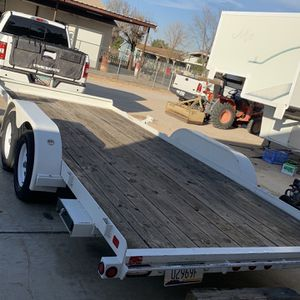 Car Hauler 18' Trailer 1 Owner for Sale in Gilbert, AZ