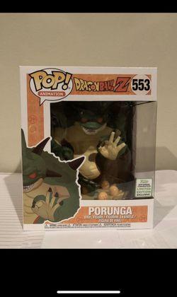Funko Pop! DragonBall Z Porunga #553 Spring Convention 2019 Exclusive for Sale in Yorba Linda,  CA