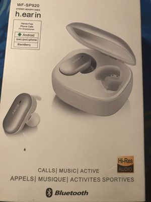 Sony Wireless for Sale in Los Angeles, CA