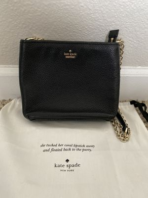 Kate Spade - Black Crossbody for Sale in Las Vegas, NV