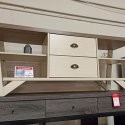 NEW, TV STAND UP TO 70 INCH. DARK TAUPE / BLACK. SKU#TC161626. for Sale in Westminster,  CA