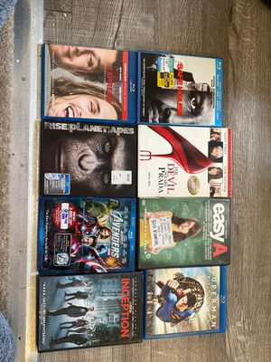 Movies ($4 each) for Sale in Long Beach, CA