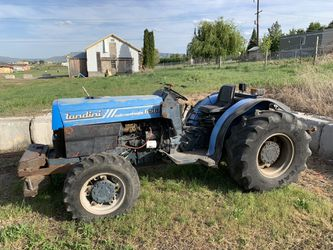 Landini 65GE 4x4 Tractor for Sale in Manson,  WA