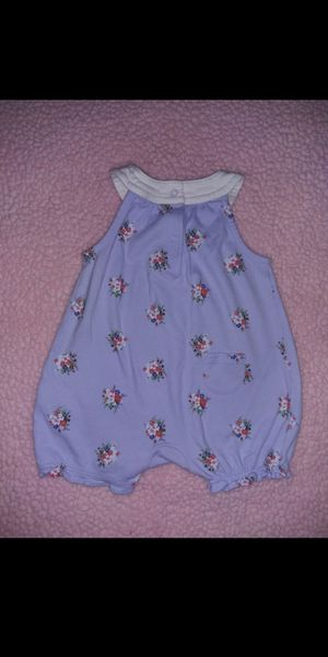 JANIE AND JACK BABY GIRL ROMPER SIZE 3-6 M for Sale in Miami, FL