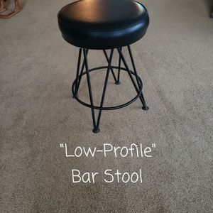 """LOW-PROFILE"" - Bar Stool for Sale in Graham, WA"