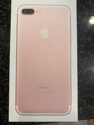 Apple iPhone 7 Plus 128gb unlocked for Sale in Seattle, WA