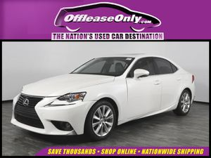 2016 Lexus IS for Sale in North Lauderdale, FL
