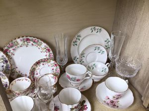 Royal Doulton cup and saucer sets for Sale in Granite Falls, NC