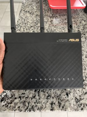 Asus Router *Like New* for Sale in Tampa, FL