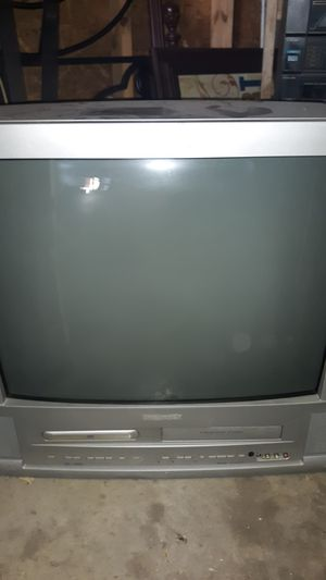 TV with DVD & VCR combo for Sale in Fairfield, IA