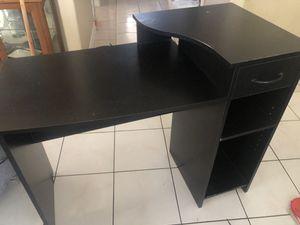 Black Desk for Sale in Riverside, CA