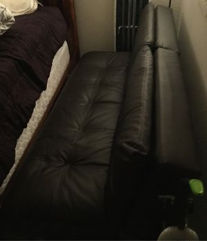 Leather futon for sale $599.99 brand new for Sale in Stockton, CA