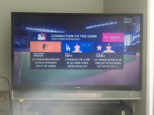 Sony 60-inch 1080 HD TV for Sale in Boston, MA