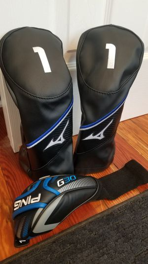 Miznuo head covers and ping. Brand new for Sale in Warwick, RI