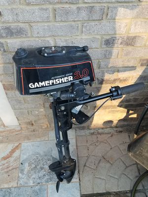 Auto drive game Fisher engine for Sale in Smoke Rise, GA