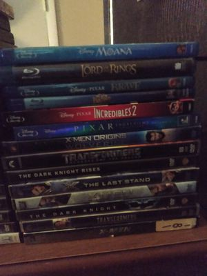!! $1 for regular DVDs $20 for the whole thing for Sale in Greensboro, NC